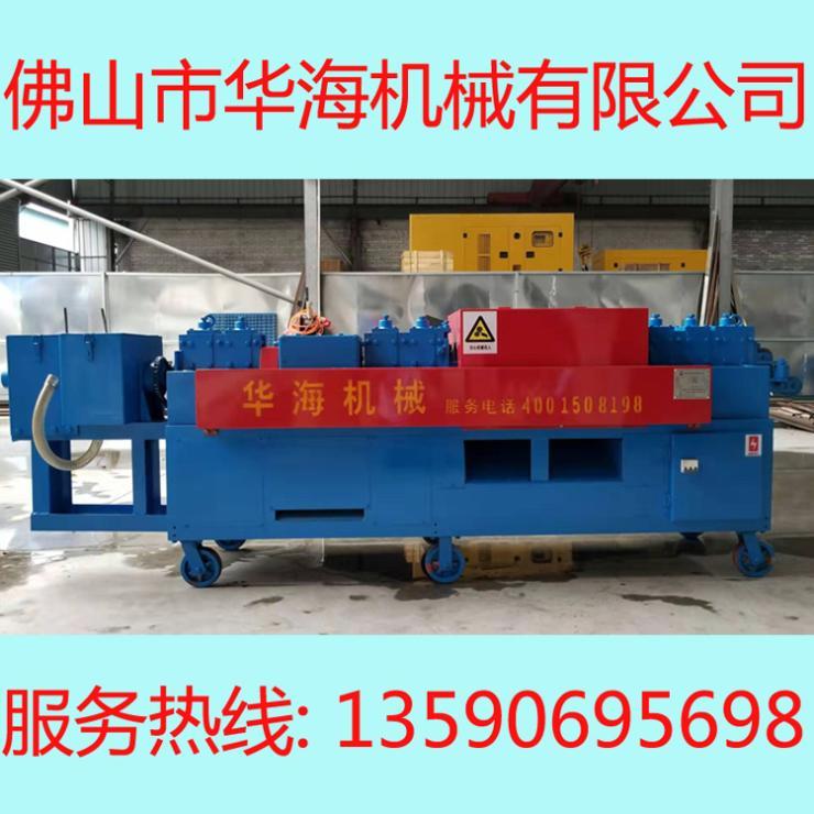 安徽安庆外架钢管调直除锈刷漆机厂家直销