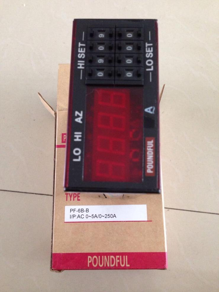 PFP-2-A臺灣邦富儀表官網