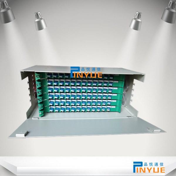96芯ODF熔配单元箱各种配置售卖