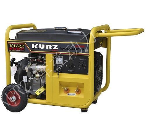 350A汽油发电电焊机KZ350AE
