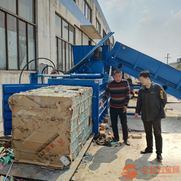 黄浦区纸箱厂160吨PLC海绵捆包机厂家报价