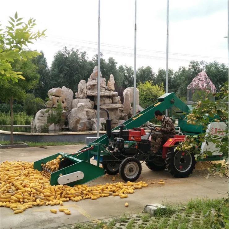 辽宁带2.5米提升机拖拉机带背负式劳动量小