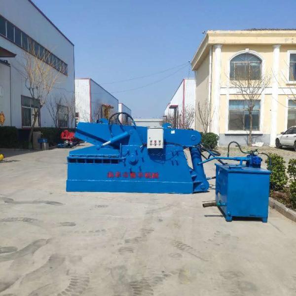 朝阳区鲁丰机械废铁、铝合金260吨重量轻服务周到