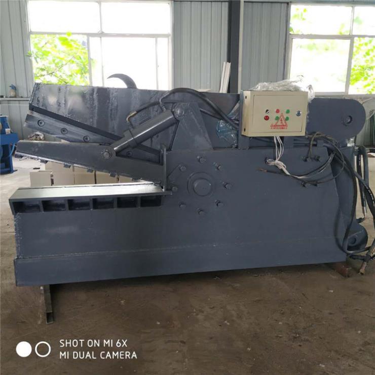 上海300吨剪刀口调整方便液压驱动