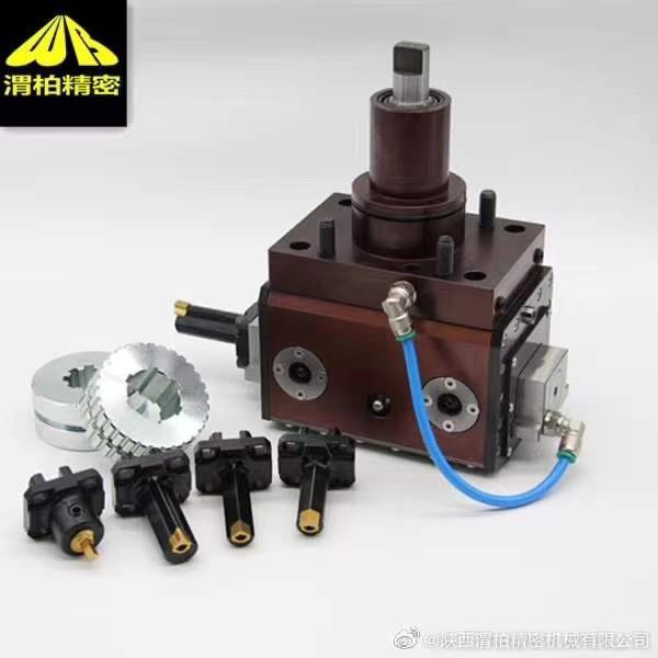 江苏意大利REV键槽插削机-键槽动力刀座