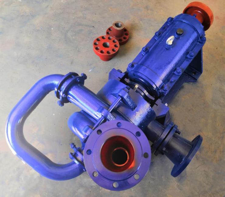 西洛悬臂式压滤机入料泵压滤机专用杂质泵