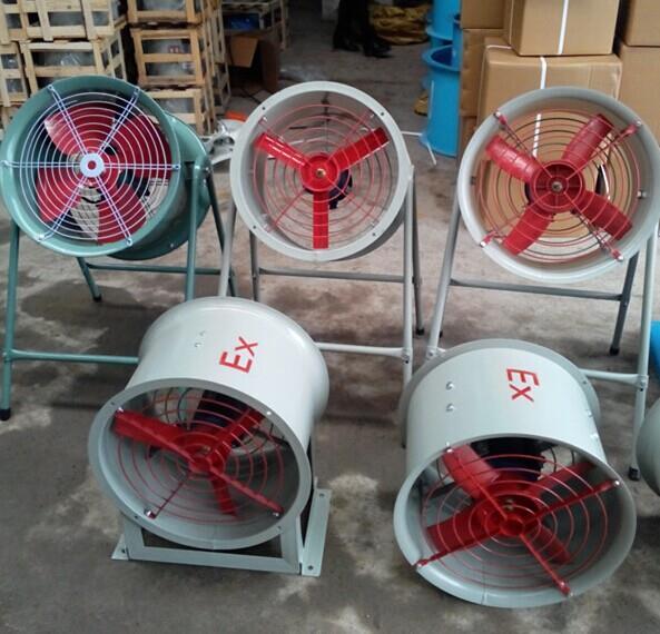 葉輪直徑70厘米崗位架防爆軸流風機CBF-700電機