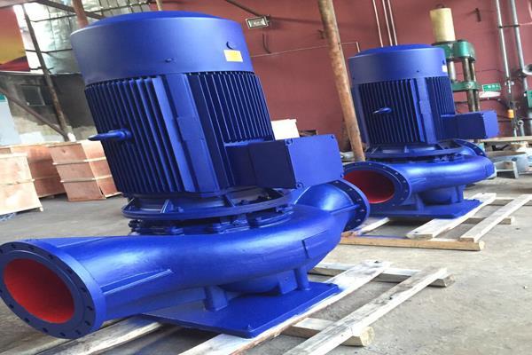 KQL100/185-2.2/4循环水管道泵 管道泵介质温度
