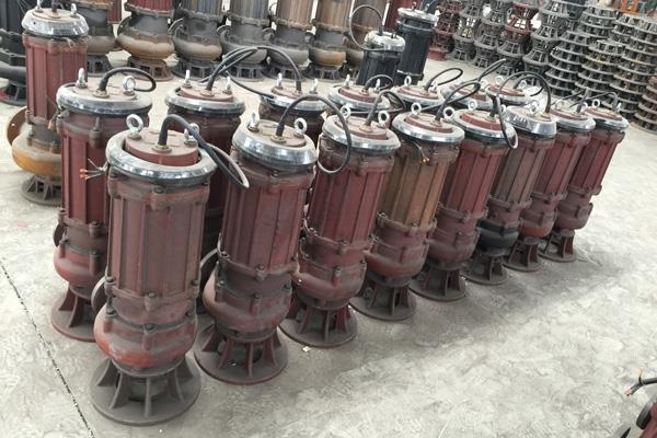 200WQ300-10-18.5城市污水泵,污水泵安装说明