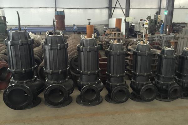 80WQ45-28-11无堵塞污水泵,污水泵浮球开关