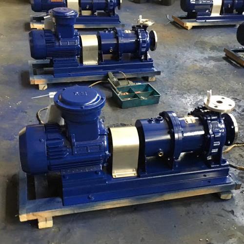 50CQ-50臥式磁力泵,磁力泵工作原理