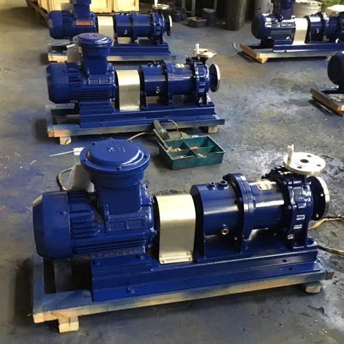 CQB100-65-250磁力泵,磁力耐高温泵机械密
