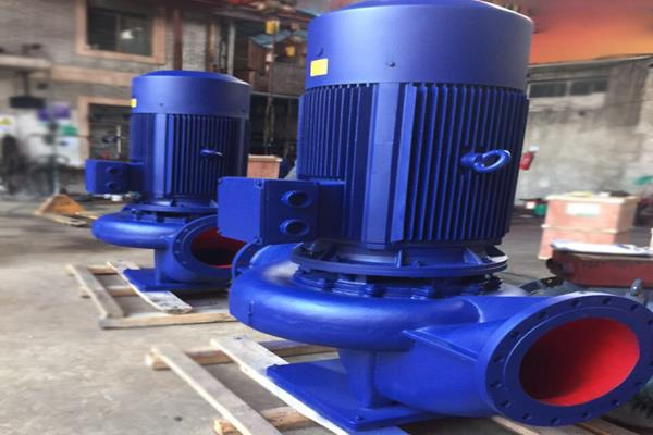 KQL200/370-75/4循环水管道泵 管道泵外