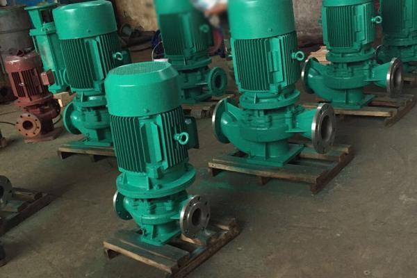 KQL80/150S-5.5/2无堵塞管道泵 管道泵