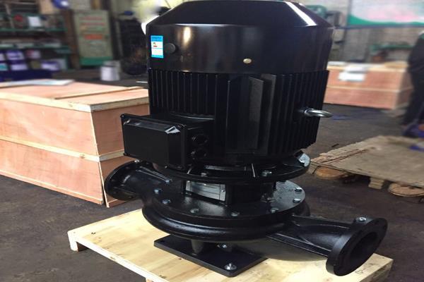 KQL65/270-15/2立式管道泵 管道泵外形尺