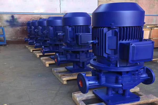 KQL65/185-7.5/2循环水管道泵 管道泵介质温度