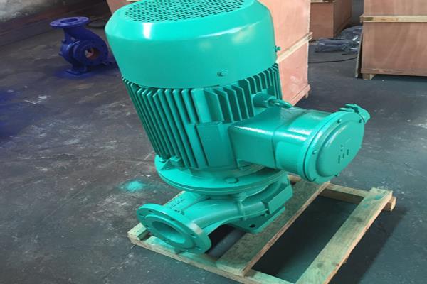 KQL65/160-4/2离心式管道泵 管道泵结构紧