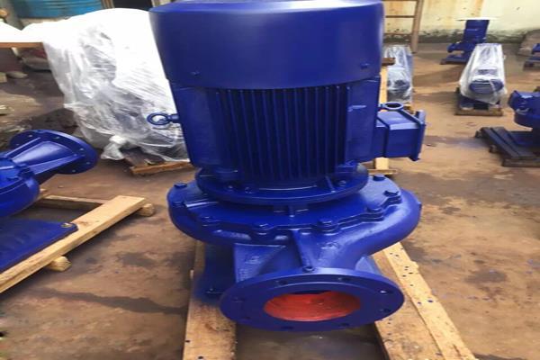 KQL65/100-1.5/2增压管道泵 管道泵介质