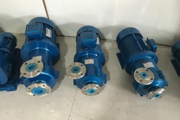 IMC65-50-125循环磁力泵 磁力泵国标法兰