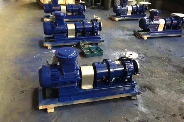 CQB50-32-160高温磁力泵 磁力泵过流件