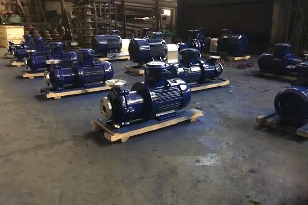 IMC65-50-125防爆型磁力泵 磁力泵过流件