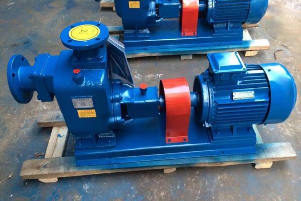 磐石100ZX100-40自吸泵 大流量自吸泵批發