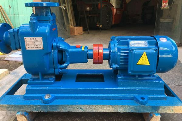 寧波50ZX20-30自吸泵 臥式自吸清水泵