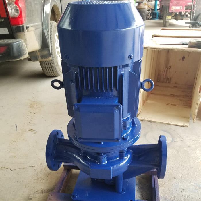 KQL125/345-18.5/4大流量管道泵 管道