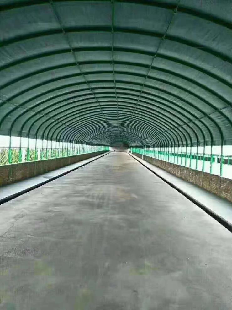 云南温室大棚管骨架养殖棚