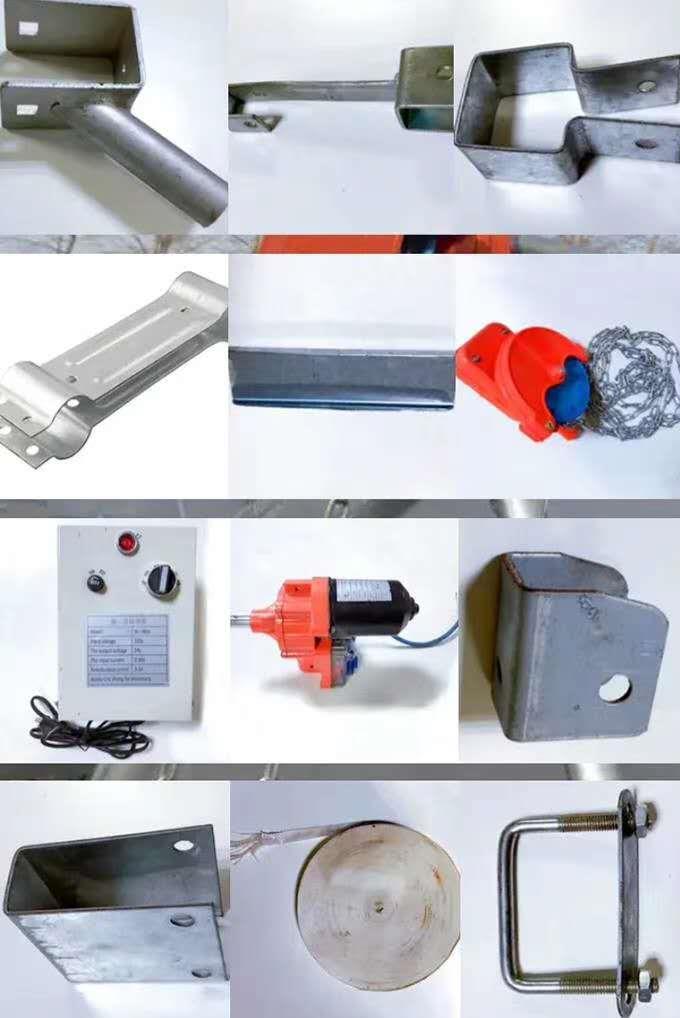 福建熱鍍鋅大棚管生產廠家配件種類