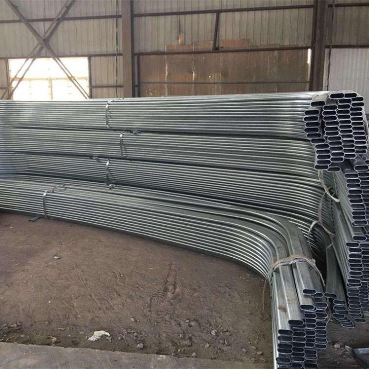 成都锦江热镀锌大棚管管多少钱一吨