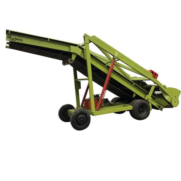 煙臺牛場取草機 養殖場青貯取料機 移動式電動拌草機
