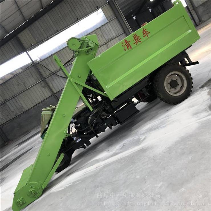 哈尔滨刮板式铲粪车供应