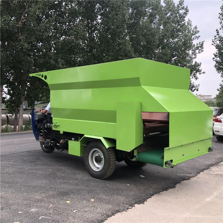 温州tmr搅拌型喂料车生产厂家