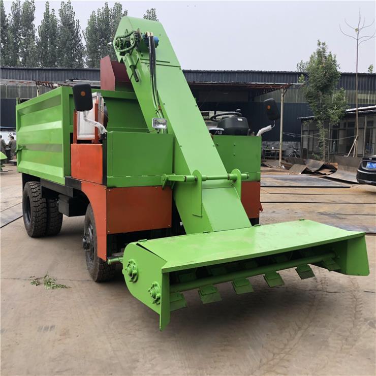 大慶柴油動力鏟糞車規格