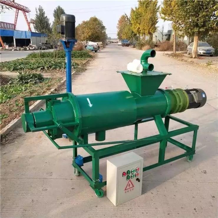 西林县斜筛式脱水机 全自动脱水机 干湿分离机