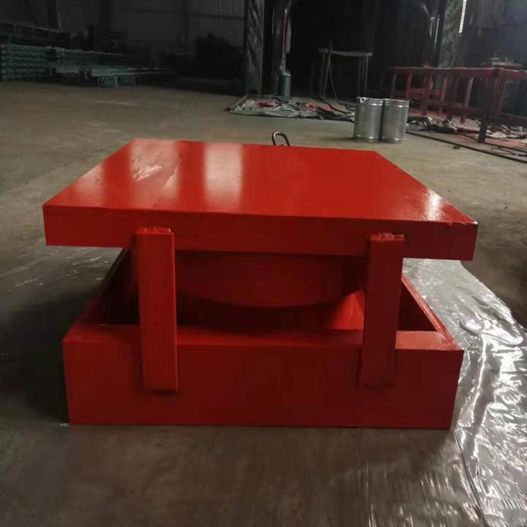宣城旌德县万向转动球形钢支座施工技术