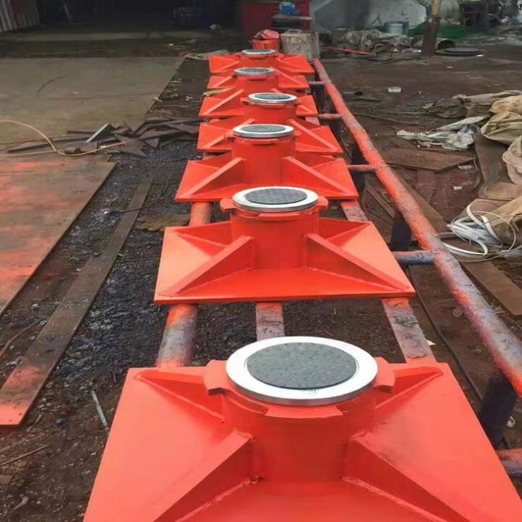 三明GQZ球形钢支座施工周期短