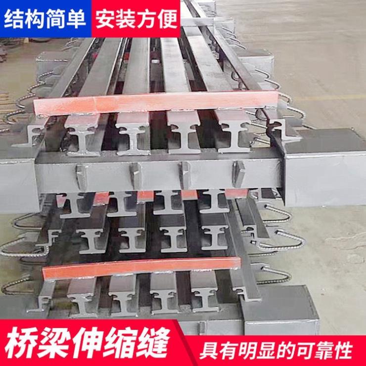 陆韵梳齿型桥梁伸缩缝配件尺寸