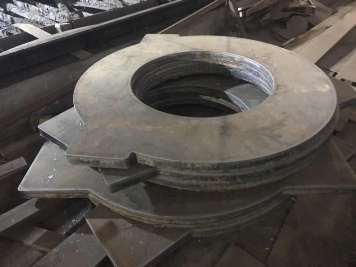 临城 耐磨板切割 切割定制下料