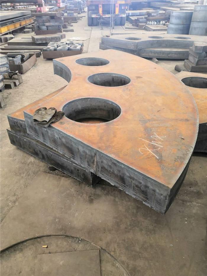 钢板切割按图按尺寸零切定制特厚钢板下料