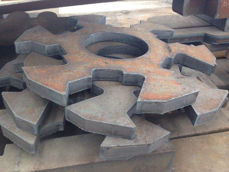萍乡钢板切割大小方块批量下料