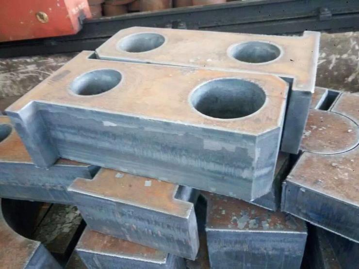 长海县模具钢板切割