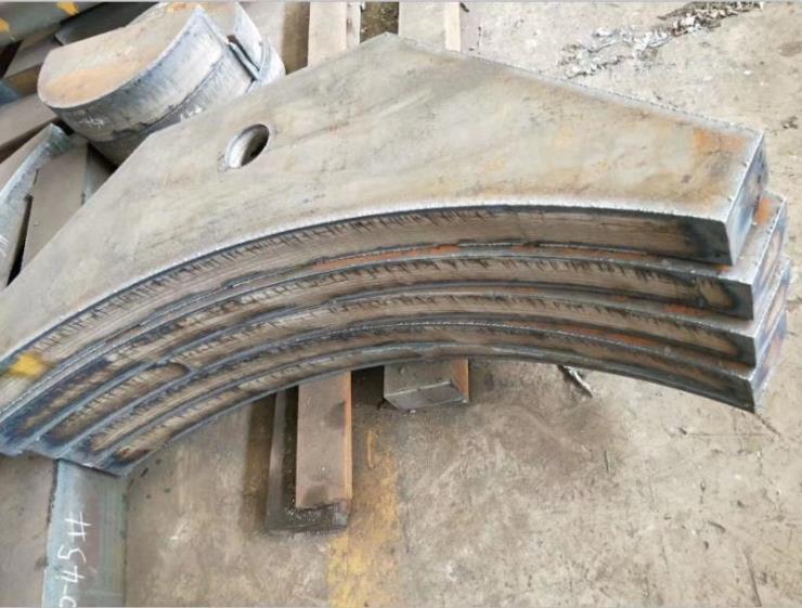 鄂尔多斯 容器板 钢板切割图形件下料