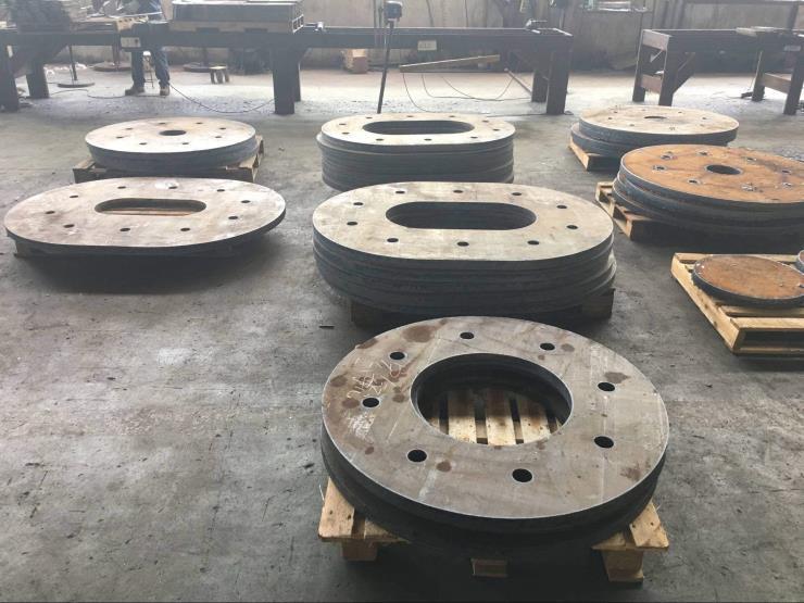 莱州低合金钢板切割