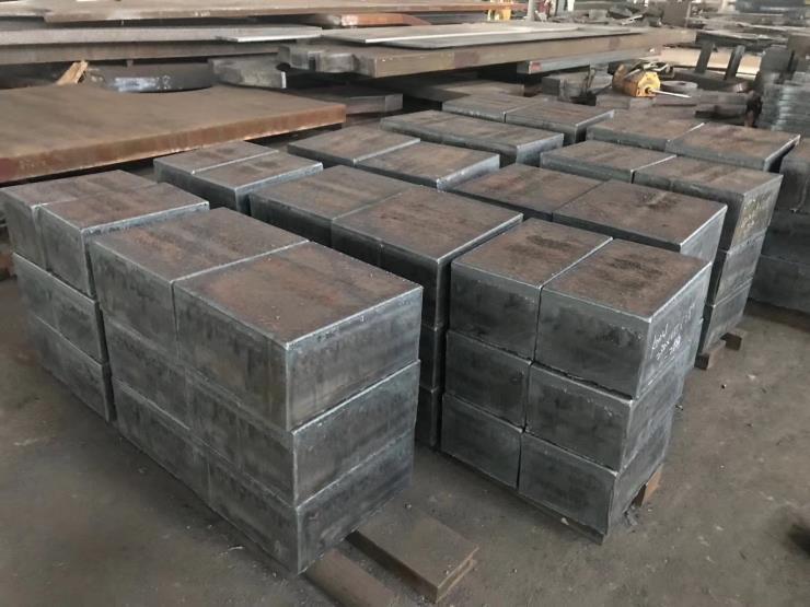 钢板零切40cr 42crmo等厚板切割数控下料