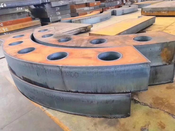 铁东区钢板切割各材质轴承座
