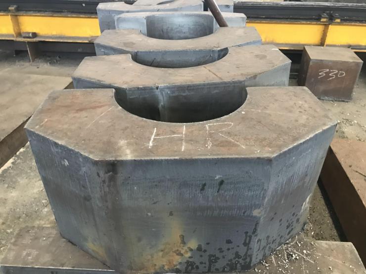 栖霞40cr模具钢板切割
