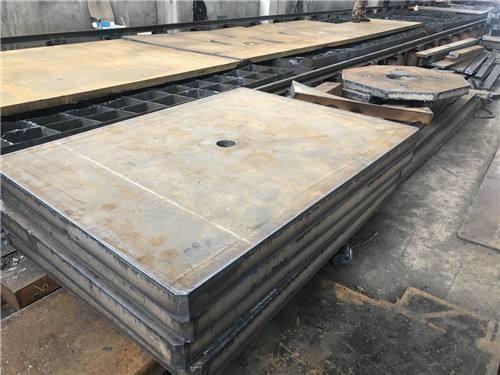 安徽中厚钢板切割Q235B Q345B 45#碳板 40cr 42crmo