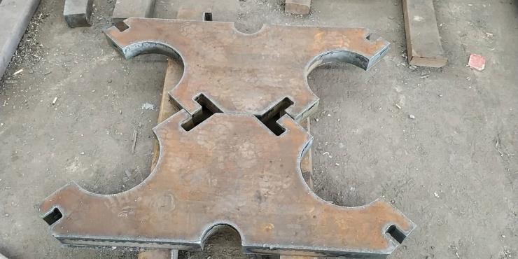 西岗区沙钢宽厚钢板切割